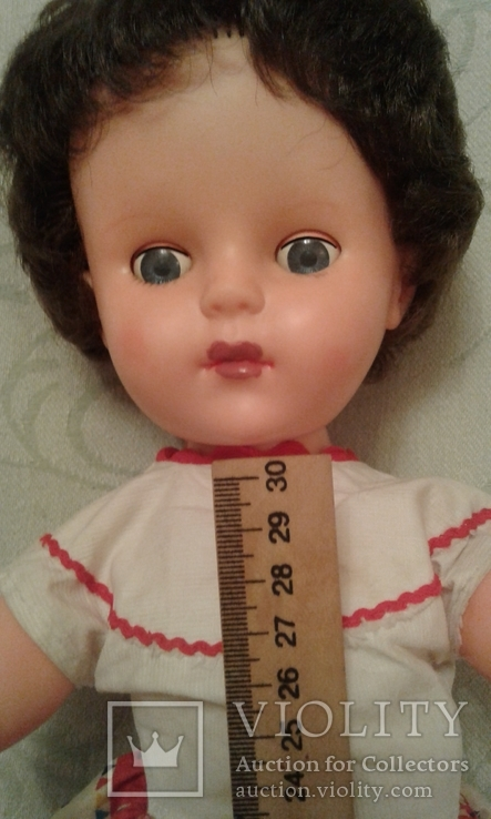 Кукла Англия бренд Pedigree  44 см  - 60 г.г., фото №8