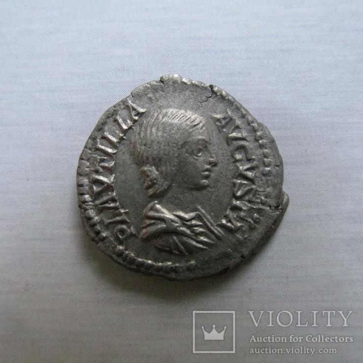 Денарий, Плаутилла