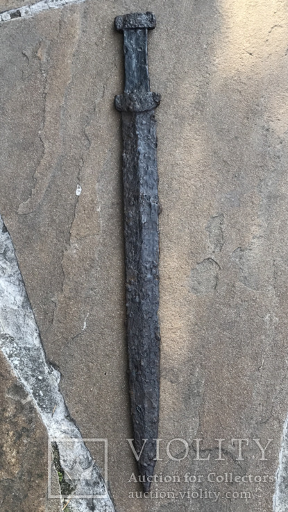 Скифский меч Акинак 51см