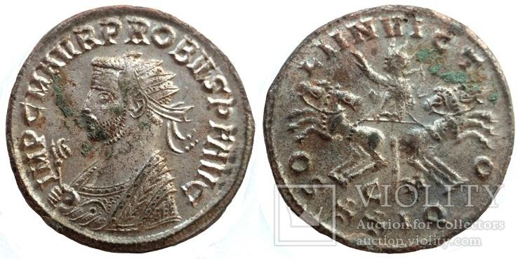 Антониниан имп. Проб 280 г н.э. (24_7)