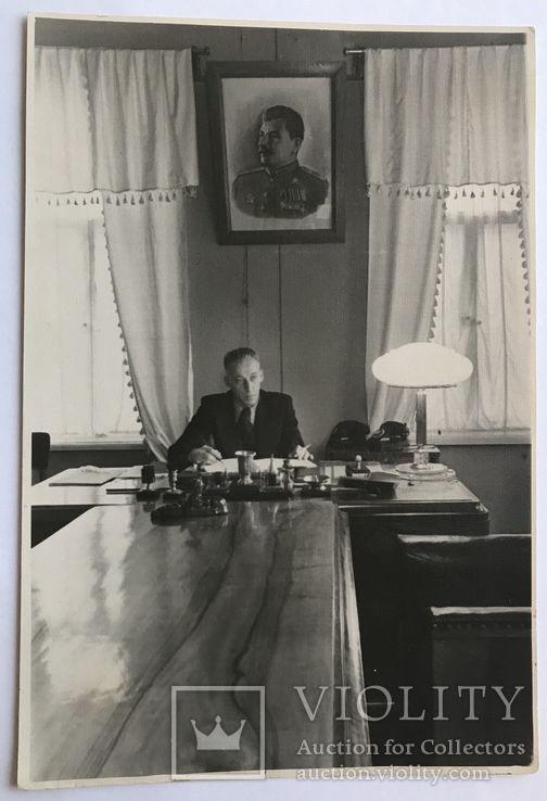 1949 Набор документов и фото первого секретаря райкома Сталинского района Киева, фото №10