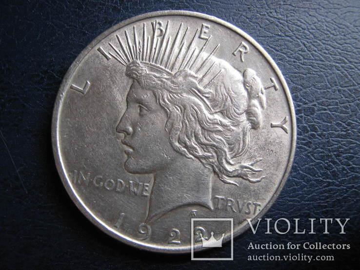 1 доллар 1922