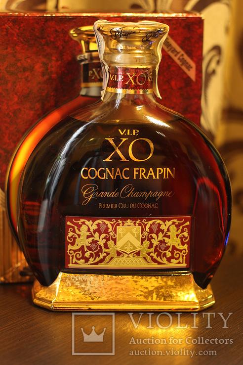 Frapin VIP XO Grande Champagne, Premier Grand Cru Du Cognac