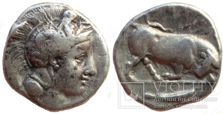 Nomos Lucania Thourioi 420 г до н.э. (21_62)