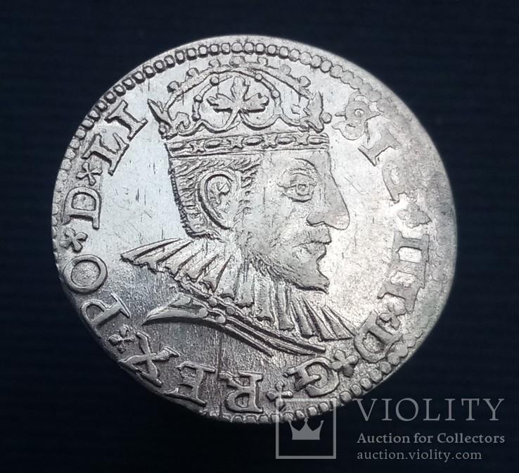 Трояк 1590 р, Рига