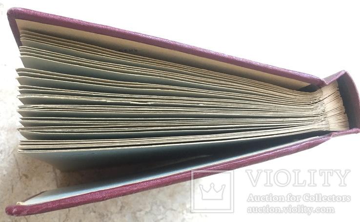 Альбом для открыток 1950 годов 36 листов, фото №10
