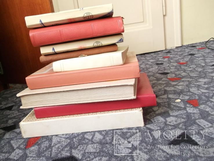 Марки почтовые в альбомах больше 2000 штук, фото №3