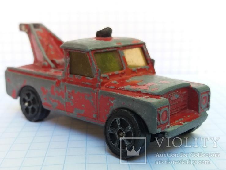 Эвакуатор Land Rover, фото №2