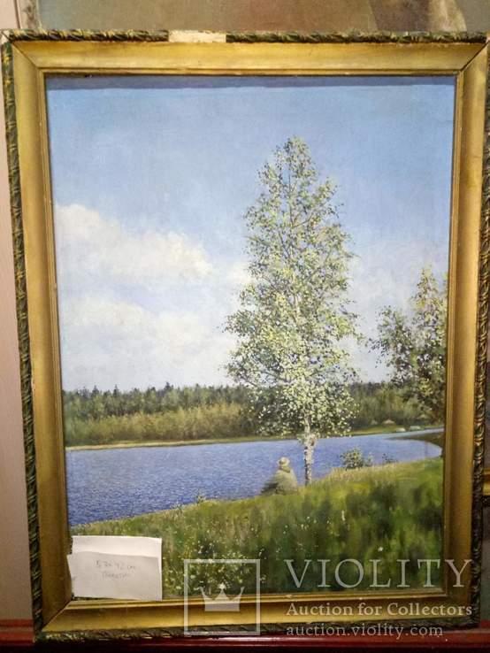 Красивая Картина Масло*Полотно, фото №2