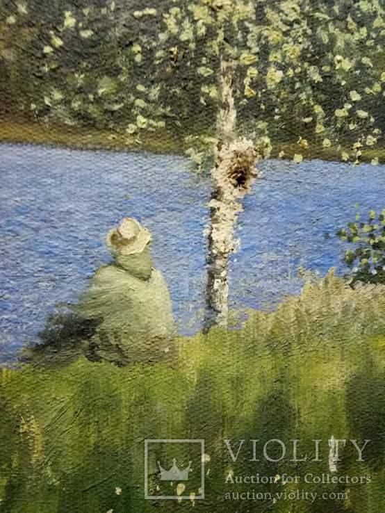 Красивая Картина Масло*Полотно, фото №4