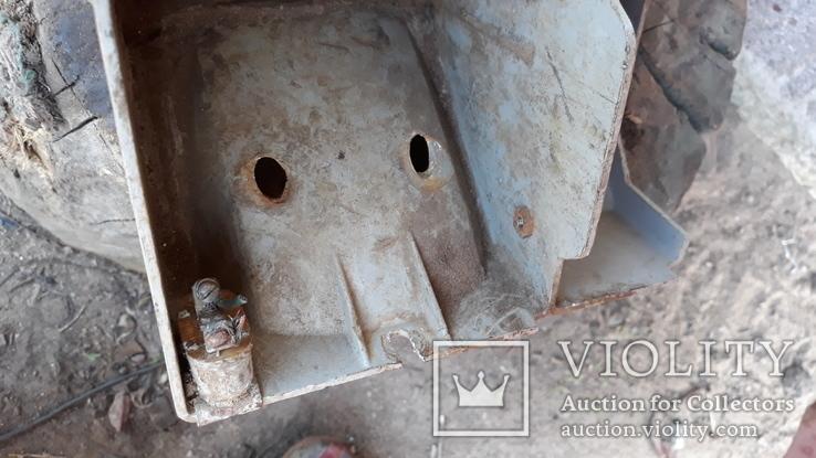 Отсек под аккумулятор ява вишнёвка, фото №4
