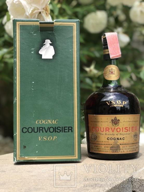 Courvoisier VSOP 1970s
