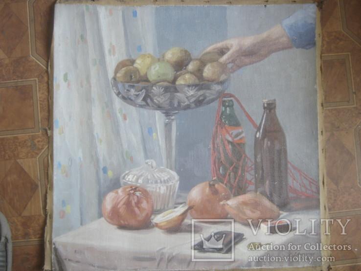 Соцреалистический натюрморт, фото №7
