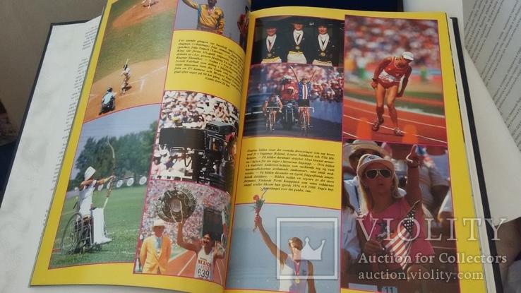 История Олимпийских игр 1960-1984 (7томов), фото №8