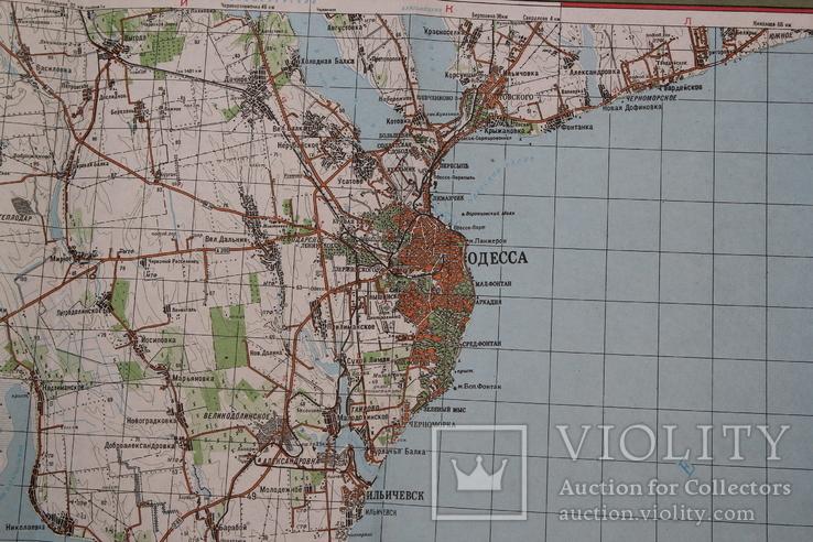 карта одесская район беляева фото база частных объявлений
