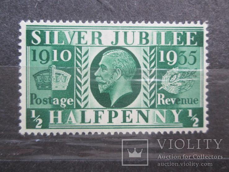 Великобритания 1935 **