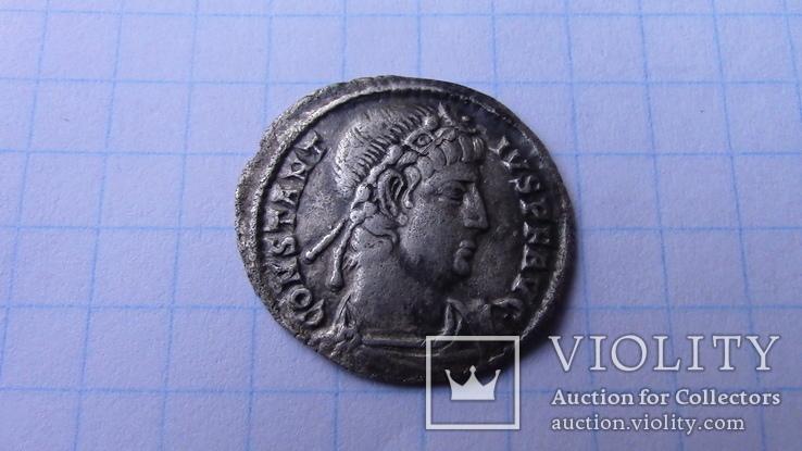 Силиква Constantius 2 ( 337-361)