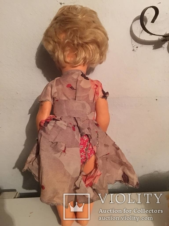 Кукла СССР 50 см, фото №6