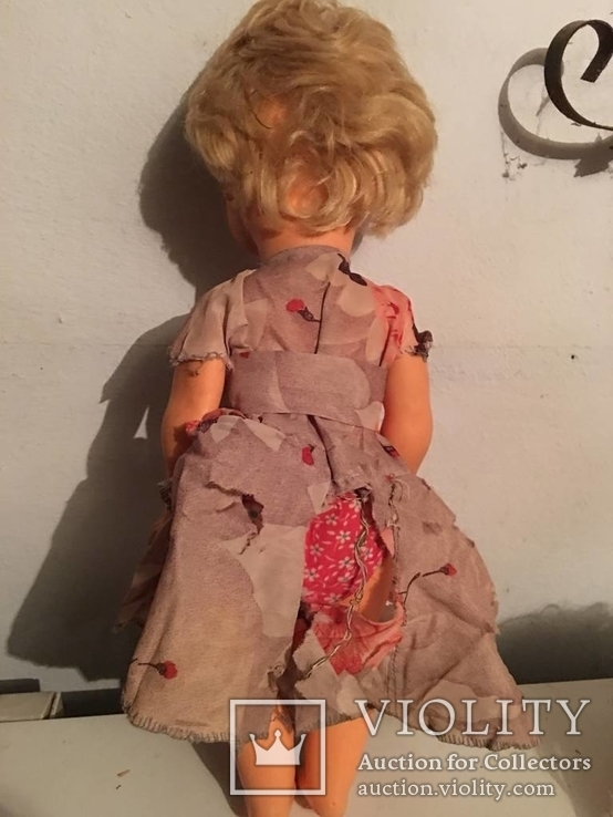 Кукла СССР 50 см, фото №8