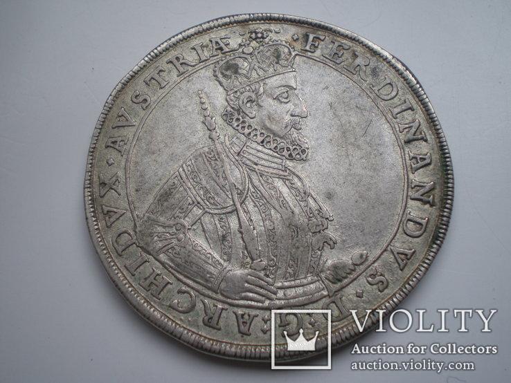 Талер 1614 г, Австрия