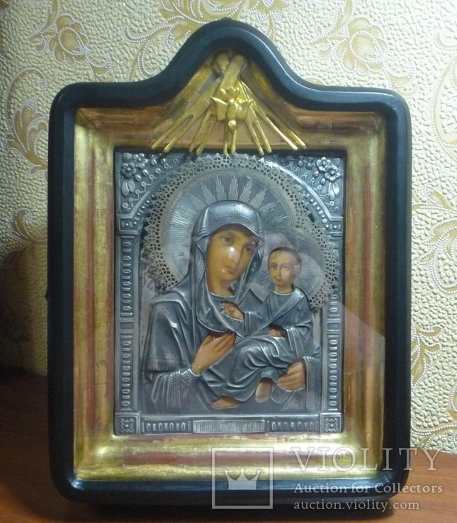 Икона Тихвинская Божья Матерь