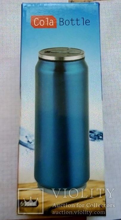 My Bottle с дозатором термокружка, фото №5