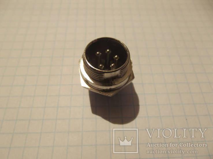 Гнездо металлоискателя 5 pin