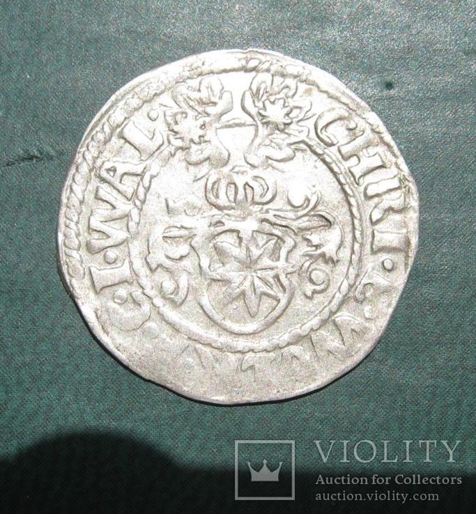 Грошен 1617 графство Вальдек