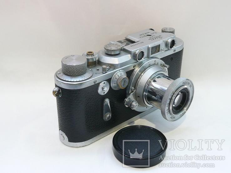 Легендарная Leica Ernst Leitz Wetzlar №343336