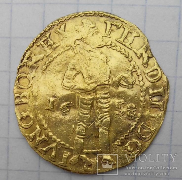 Дукат 1658г. Кампен