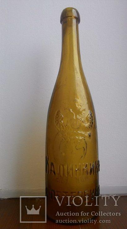 Бутылка Калинкинь Е.Г.