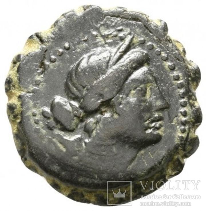 Деметрiй І Сотер 162-150 р. до н.е