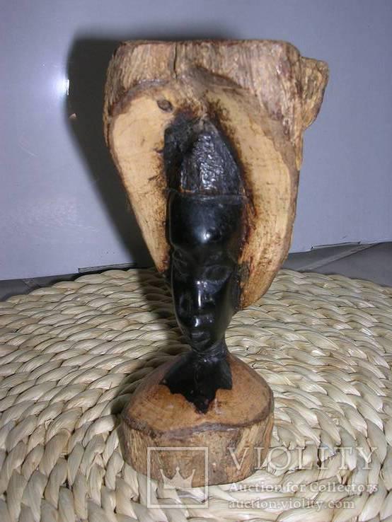 Бюст масаи Африка, фото №2