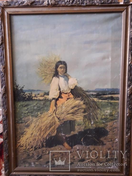 Картина К.Трутовскій
