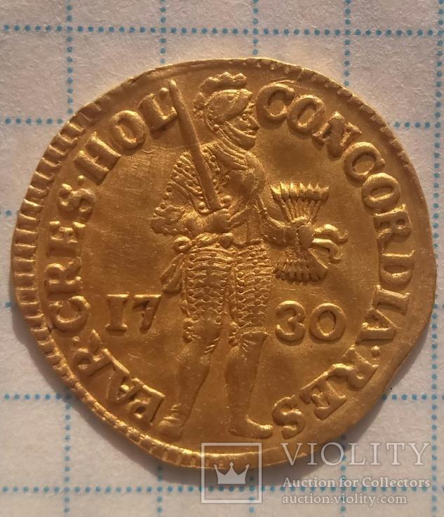 Голландский Дукат 1730