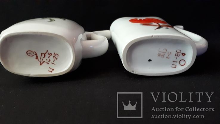 Две чашки-поилки., фото №9