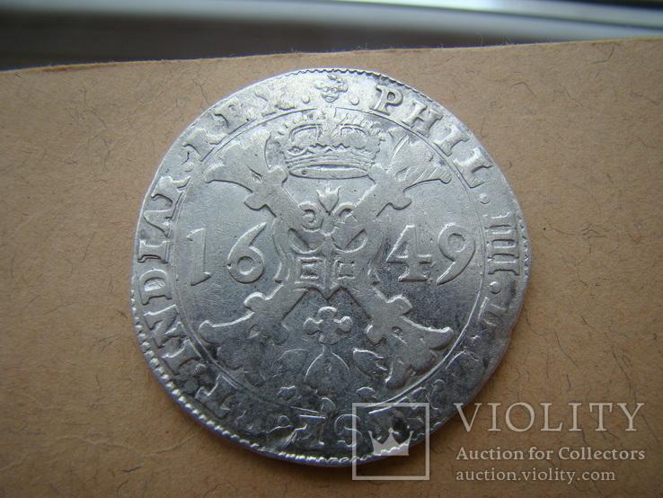 Патагон 1649 год Брабант