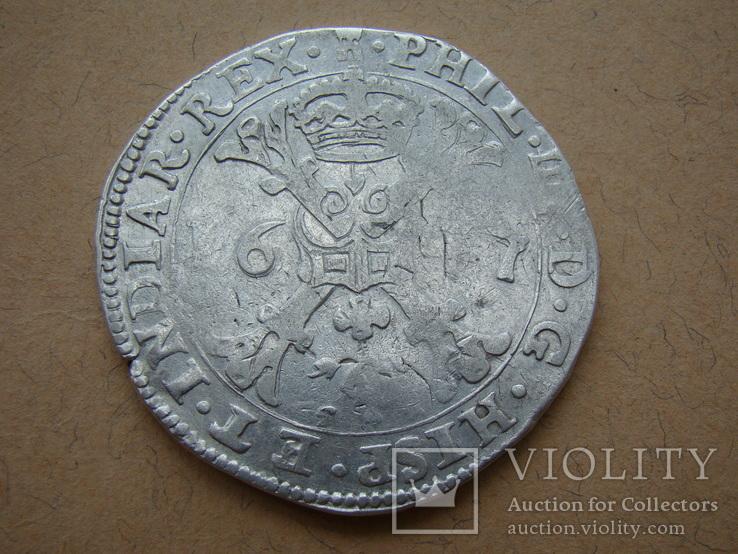 Патагон 1647 год Турне