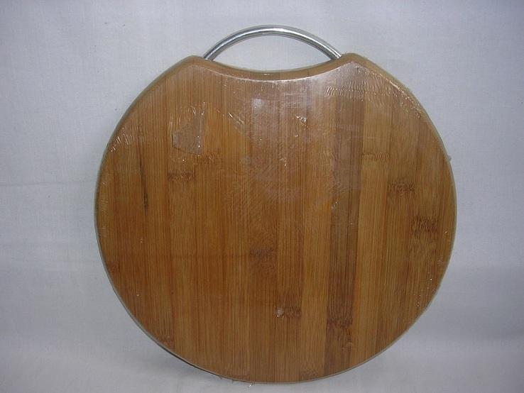 Доска бамбуковая, фото №3