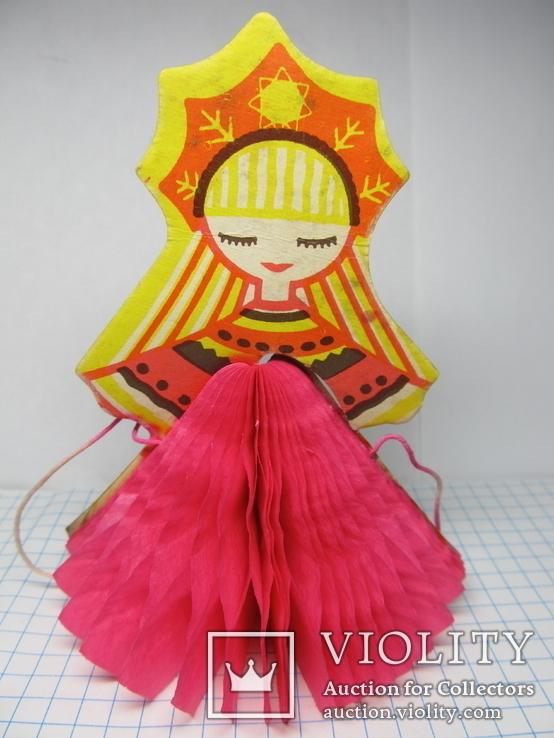 Карнавальная игрушка - Царевна, СССР, фото №2