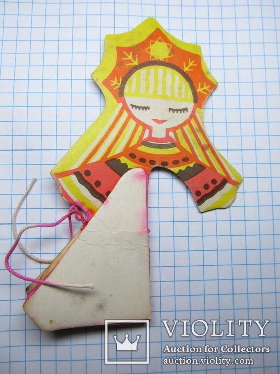 Карнавальная игрушка - Царевна, СССР, фото №5