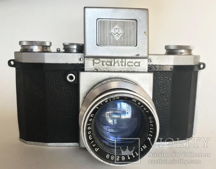 Praktica - «VIOLITY» Auction for collectors