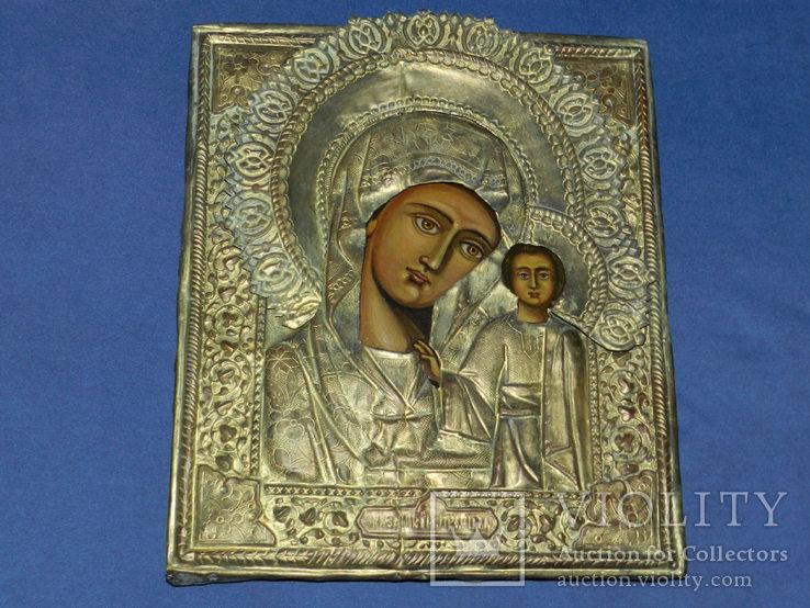 Казанская Присвятая Богородица  31на27см