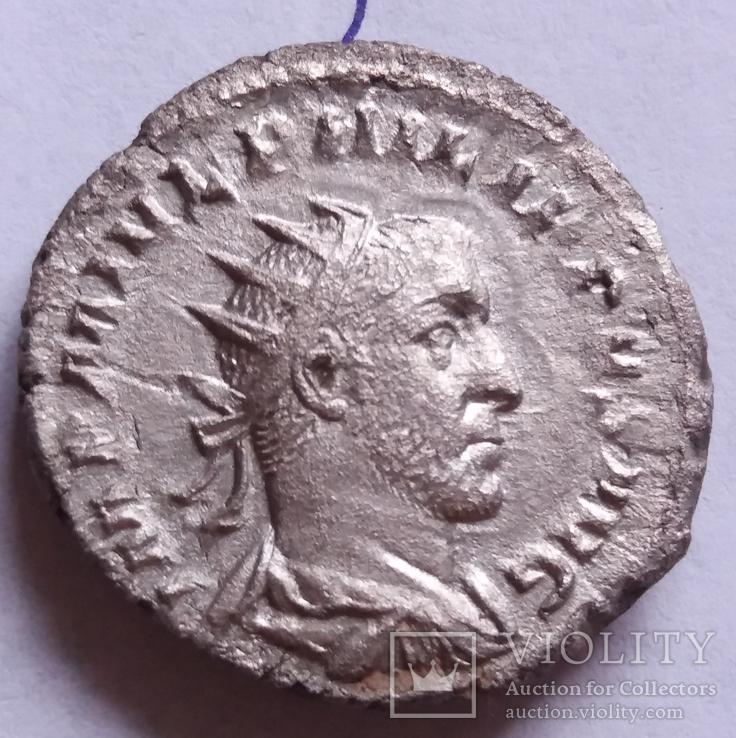 Антониниан Филиппа І Араба