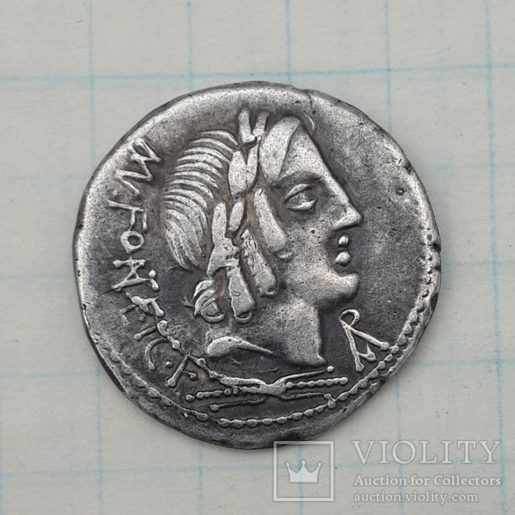 Республиканский динарий Рим