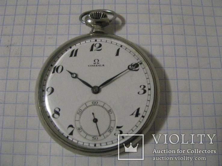 Часы омега.