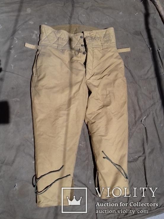Ватные штаны 1987года СССР, фото №2