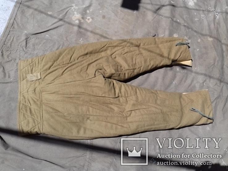 Ватные штаны 1987года СССР, фото №7