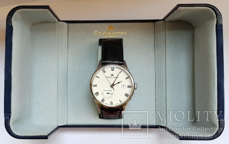 Часы премиум класса Maurice Lacroix MasterPies