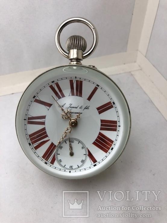 Часы-шар настольные,19 век.